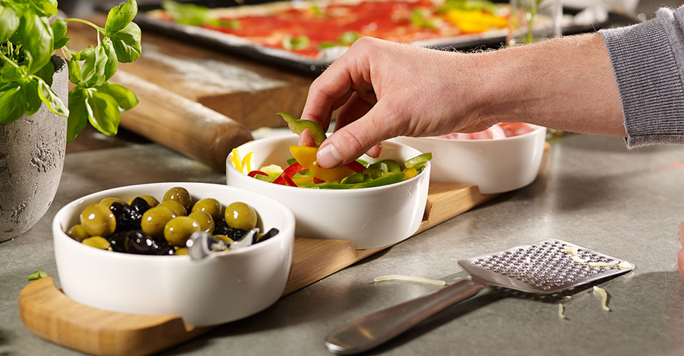 Pizza passion from villeroy boch - Table passion vaisselle ...